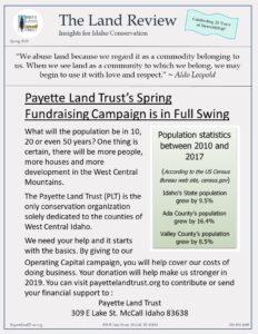 spring-newsletter-2019